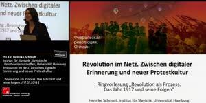 Miniaturansicht - Revolution im Netz. Zwischen digitaler Erinnerung und neuer Protestkultur