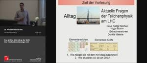 Miniaturansicht - Das größte Mikroskop der Welt: Der Teilchenbeschleuniger LHC