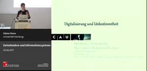 Miniaturansicht - Digitalisierung und Unbestimmtheit