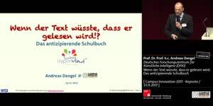 Miniaturansicht - Wenn der Text wüsste, dass er gelesen wird: Das antizipierende Schulbuch
