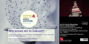 """Miniaturansicht - Wie lernen wir in Zukunft? Das Beispiel """"Hamburg Open Online University – HOOU"""""""