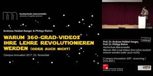 Miniaturansicht - Warum 360-Grad-Videos Ihre Lehre revolutionieren werden (oder auch nicht)