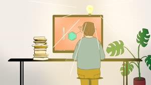 Thumbnail - HOOU Info-Film: Keine Zeit für Digitalisierung? Wir machen das - für Sie und mit Ihnen!