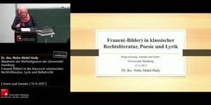 Miniaturansicht - Frauen(-Bilder) in der klassisch-islamischen Rechtsliteratur, Lyrik und Belletristik