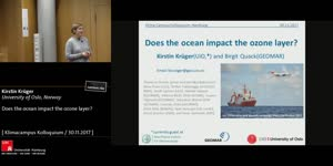 Thumbnail - Does the ocean impact the ozone layer?