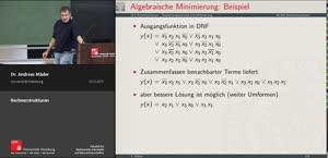 Thumbnail - 13 KV-Diagramme, Schaltnetze und Einführung in HADES