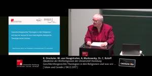 Miniaturansicht - Geschlechtergerechte Theologien in den Religionen und was wir daraus für eine interreligiöse dialogische Theologie lernen können