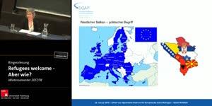 Vorschaubild - Herkunftsregionen und Fluchtursachen: Migration aus dem Westbalkan. Ursachen und Folgen für die deutsche Asyl- und Migrationspolitik