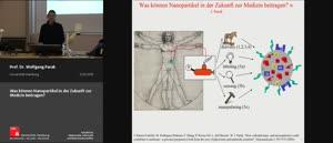 Thumbnail - Was können Nanopartikel in der Zukunft zur Medizin beitragen?