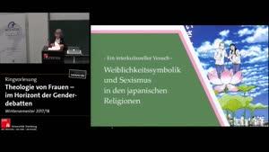 Miniaturansicht - Weiblichkeitssymbolik und Sexismus in den  japanischen Religionen