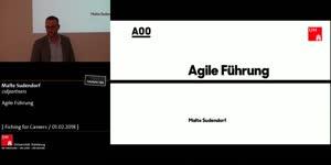 Thumbnail - Agile Führung