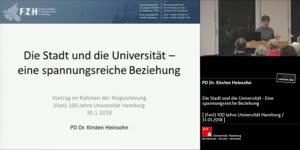 Thumbnail - Die Stadt und die Universität - Eine spannungsreiche Beziehung