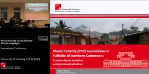Miniaturansicht - Phasal Polarity expressions in Fulfulde of northern Cameroon: Constructional variation and grammaticalization