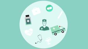 Thumbnail - Gesundheitsförderung 4.0 Zielgruppe: Klinikärzte