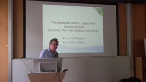 Miniaturansicht - The terrestrial carbon cycle in the climate system. A journey from the tropics to the Arctic