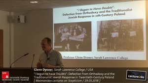 """Miniaturansicht - """"I began to have Doubts"""": Defection from Orthodoxy and the Traditionalist Jewish Response in Twentieth-Century Poland"""