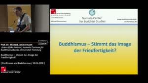 Thumbnail - Buddhismus - Stimmt das Image der Friedfertigkeit?