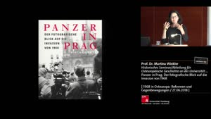 Thumbnail - Panzer in Prag. Der fotografische Blick auf die Invasion von 1968