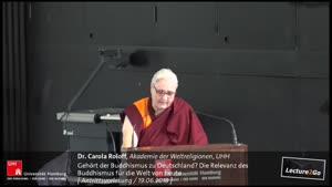 Thumbnail - Gehört der Buddhismus zu Deutschland? Die Relevanz des Buddhismus für die Welt von heute