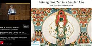Miniaturansicht - Reimagining Zen in a Secular Age: Zen Buddhism in Charles Taylor's Immanent Frame