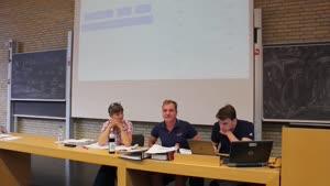 Miniaturansicht - Sitzungen des Studierendenparlaments 8. Juli 2018