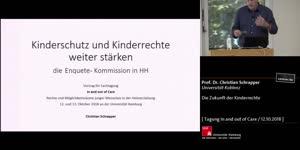 Thumbnail - Bericht aus der Enquete-Kommission: Kinderschutz und Kinderrechte weiter stärken