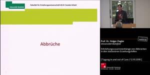 Thumbnail - Entstehungszusammenhänge von Abbrüchen in den stationären Erziehungshilfen