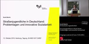 Thumbnail - Straßenjugendliche in Deutschland: Problemlagen und innovative Sozialarbeit