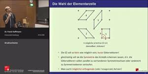 Miniaturansicht - 03 Bravais-Gitter & die hexagonale Kristallfamilie