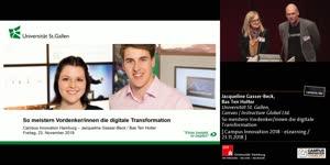 Miniaturansicht - So meistern Vordenker/innen die digitale Transformation