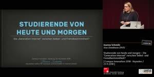 """Miniaturansicht - Studierende von heute und morgen – Die """"Generation Internet"""" zwischen Selbst- und Fremdbestimmtheit?"""