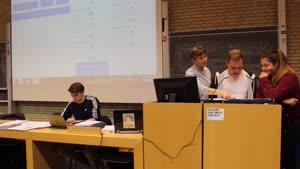 Miniaturansicht - Sitzung des Studierendenparlaments am 8.11.2018