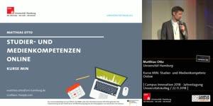 Miniaturansicht - Kurse MIN: Studier- und Medienkompetenz Online