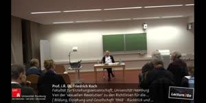Thumbnail - Von der 'sexuellen Revolution' zu den  Richtlinien für die Sexualerziehung an Hamburger  Schulen