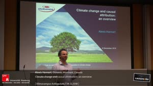 Miniaturansicht - Climate change and causal attribution: an overview
