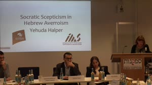 Thumbnail - Between Scepticism and Anti-Scepticism in Judah ha-Cohen's Presentation of Averroes in the Midrash ha-Ḥokhmah