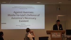 Thumbnail - Against Averroes: Moshe Ha-Levi's Defence of Avicenna's Necessary Existent