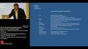 Miniaturansicht - Schwierige Staatengründung im Baltikum: Estland, Lettland, Litauen