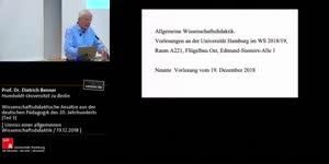 Thumbnail - Wissenschaftsdidaktische Ansätze aus der deutschen Pädagogik des 20. Jahrhunderts (Teil 3)