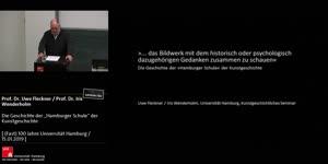 """Miniaturansicht - """"…das Bildwerk mit dem historisch oder psychologisch dazugehörigen Gedanken zusammenzuschauen"""". Die Geschichte der """"Hamburger Schule"""" der Kunstgeschichte"""
