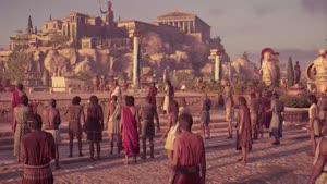 Miniaturansicht - AC Odyssey M2 Videosequenz Sokrates Alexios