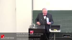 Vorschaubild - Die Universität Hamburg als Reformuniversität