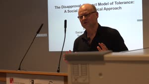 Miniaturansicht - The Disapproval-Respect Model of Tolerance: a Social Psychological Approach