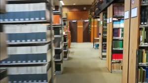 Thumbnail - Arbeiten, Forschen, Lehren im Fachbereich Biologie - Fachbereichsbibliothek