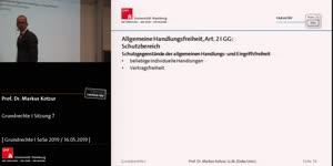 Miniaturansicht - Grundrechte I Sitzung 7