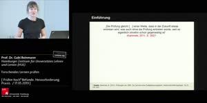 Thumbnail - Forschendes Lernen prüfen