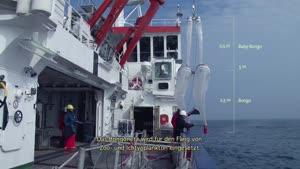 Thumbnail - Forschung im Fachbereich Biologie - Meereswissenschaftliche Geräte: Das Bongo-Netz