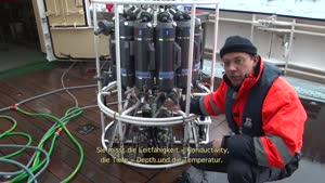Thumbnail - Forschung im Fachbereich Biologie - Meereswissenschaftliche Geräte: Die CTD