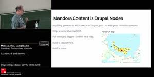 Thumbnail - Islandora 8 and Beyond