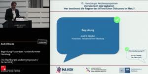 Thumbnail - Begrüßung Vizepräses Handelskammer Hamburg